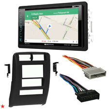 "1997 - 2001 JEEP CHEROKEE DOUBLE DIN CAR STEREO INSTALLATION DASH KIT BEZEL ""I"""