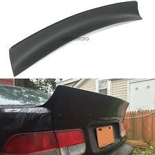 Honda Civic MK6 6th Gen Coupe Rocket Bunny Rear Trunk Spoiler Ducktail Wing