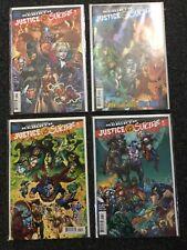 DC Comics Justice league VS Suicide Squad #1 #2 #5 #6