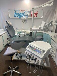RABATT !!! KaVo 1066 Estetica, generalüberholte Behandlungseinheit, DENTAL