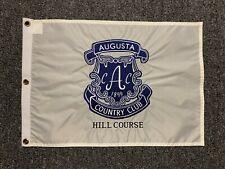 Augusta Country Club Flag - Augusta Ga - Not Augusta National - Masters - Pga