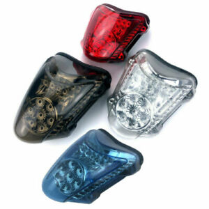 LED Tail Light Brake Turn Signals Lamp For Suzuki Hayabusa GSX1300R 2008-2020 19