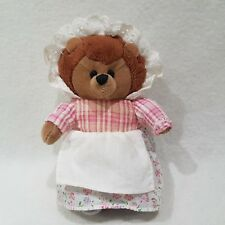 "Mrs Tiggy Winkle Hedgehog From Peter Rabbit By Beatrix Potter  6"" hug"