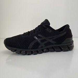 Asics GEL-QUANTUM 360 SHIFT Men's US11 Triple Black Running Shoes Sneakers T839N