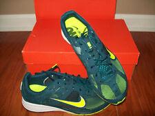 Nike Men's Running Zoom Streak 4 #511591 303 Nightshade/Volt-White-Black 10 Med.