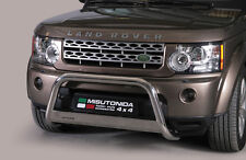 """Land Rover Discovery 4 2011-UP Ø63mm BULL BAR NUDGE BAR """"CE APPROVED"""" Frontbügel"""