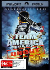 Team America: World Police - Steelbook Edition - NEW DVD
