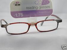 New $7.99 Foster Grant Reading Glasses-Strength:+1.75-E77
