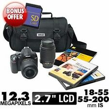 Nikon D5000 12.3 MP Digital SLR Camera Kit