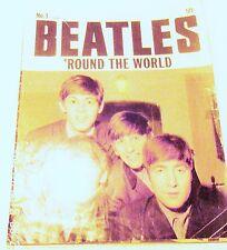 Beatles 'Round the World, no.1