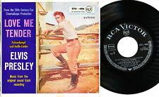 "Elvis Presley EP deutsche RCA Victor EPA-4006 ""Love Me Tender"" V3"