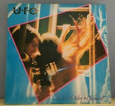 UFO The Wild, The Willing And The Innocent 1981 UK vinyl  LP EXCELLENT CONDITION