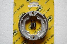 REAR BRAKE SHOES+SPRINGS HONDA SK 50 Dio, 1988-1989 SK50 SK50M