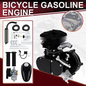 80cc Motorised Motorized Bicycle Push Bike 2-Stroke Motor Petrol Gas Engine Kit