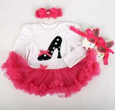 """Sweet Clothes Dress Set For Reborn Newborn Baby Girl Dolls 22"""" Christmas gifts"""