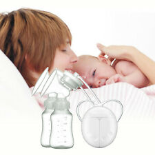 Electric Hand Breast Pump Automatic Double Intelligent Baby Feeder USB