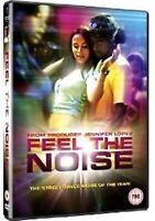 Feel the Noise - Alejandro Chomski, Jennifer Lopez Brand New Sealed Region 2 DVD