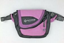 Outdoor Products Belt Pouch Fanny Pack Waist Hiking Camping Nylon USA Biking