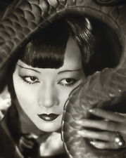 ANNA MAY WONG 8x10 PICTURE GORGEOUS ACTRESS RARE PHOTO