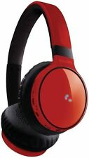 Philips SHB9100RD/28 Bluetooth Stereo Headset (Red)