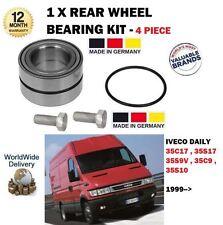 für Iveco Daily 35C17 35S17 35S9 35S10 V 2003> NEU 1 X Hinterrad Radlagersatz