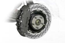 E-Tech Engine Bay & Wheel Hub Brake Caliper Paint Full Kit Set - GRAPHITE GREY