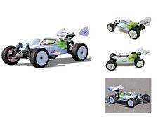 RC Buggy Amewi Planet Pro 4x4 M 1:8 2,4ghz Avec 2x Lipo batterie blanc/vert