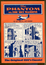 The Phantom vs. The Sky Maidens by Lee Falk & Ray Moore-First Printing-1982