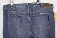 Mens POLO By RALPH LAUREN Jeans STRAIGHT Zip Fly AUTHENTIC DUNGAREES W41 L30 P7