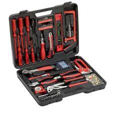 Meister Werkzeugkoffer 60-teilig Kunststoffkoffer Werkzeug Set Seitenschneider