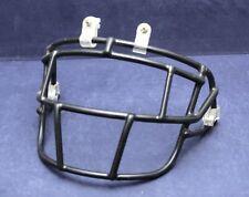 Rare 1994 Schutt Super Pro Egop-Sw Adult Football Helmet Facemask w/ Clips Black