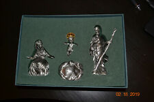 "Kirk Stieff Collection Lenox Pewter ""The Holy Family"""