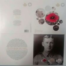 2015 Remembrance Collector Card: In Flanders Fields and Poppy. 43 Available.