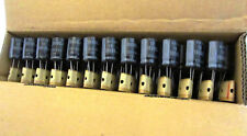 Box of 250 Nippon Chemi-Con 10V 10,000uf Electrolytic Capacitors SMG VB Caps