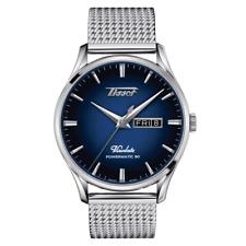 Tissot Heritage Visodate PowerMatic 80 Blue Dial Men's Watch T118.430.11.041.00