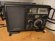 RARE Vintage National Panasonic Dr-28 World Radio Receiver