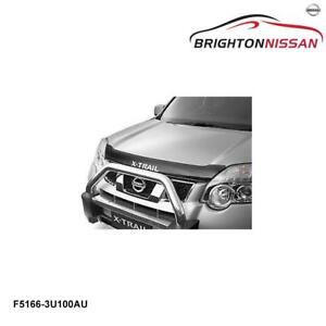 Genuine Nissan X-Trail T31 Smoked Tinted Bonnet Protector F51663U100AU