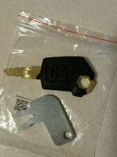CAT Key Set Caterpillar Equipment Ignition Key CAT 5P8500 New w/ Battery Key!