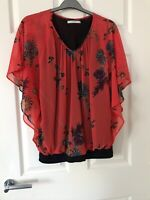 ladies top size 16 new, Lined