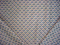 1-5/8Y Holland and Sherry Giacomo Blue Almond Printed Wool Upholstery Fabric