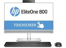 "HP EliteOne 800 G3 23"" All In One Desktop PC Intel Core i5 256GB SSD 8GB Win 10"