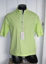 Kjus Men Dexter 2.5L Troyer Lightweight Stretchy Windbreaker Shirt 50 Sample