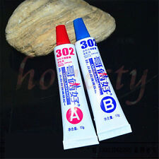 10g 302 Component Acrylate Adhesive 1+1 AB Glue Sticky Quick Dry Super Glue 10g
