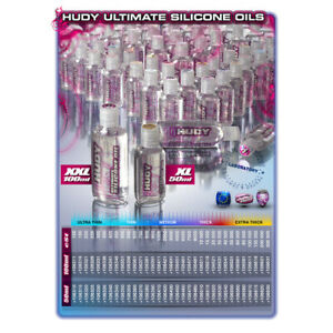 HUDY ULTIMATE SILICONE OIL 200 000 CST - 50ML - HD106620