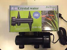 UVC Gerät 18 Watt, UVC Klärer Teichpumpe Teichfilter,