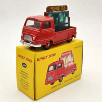 DeAgostini Dinky Toys 564 563 Miroitier Estafette Renault Pick Up Cabine Vitree