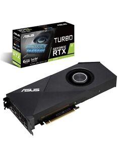 ASUS TURBO RTX 2060-6G 6GB GDDR6 192bit