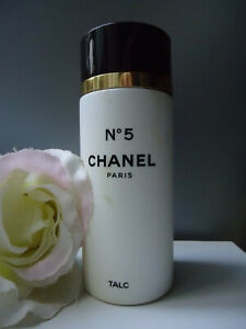 CHANEL No5 Talc Body Powder 150g Potent Early Formula New Immaculate & As Seen
