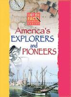 JUST THE FACTS - AMERICA'S EXPLORERS AND PIONEERS USED - VERY GOOD DVD