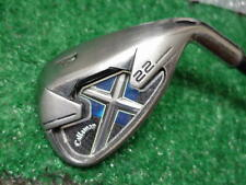 Nice Callaway X-22 Pitching Wedge PW Graphite A Flex